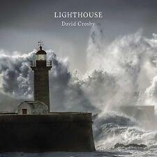 Lighthouse - David Crosby (2016, CD NEUF)