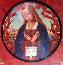GEORI BOUÉ - AVE MARIA - RARE PICTURE DISC 78 RPM - LE LUTRIN - ANNÉES 40.