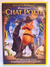 DVD / LE CHAT POTTE - ANTONIO BANDERAS / DREAMWORKS ANIMATION