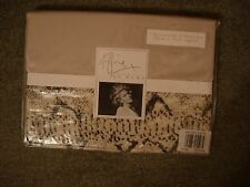 KYLIE AT HOME ADIRA PEBBLE HOUSEWIFE PILLOWCASE BNIP