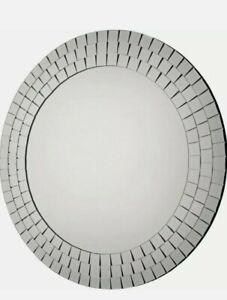 Argos Home Round Mosaic Wall Mirror