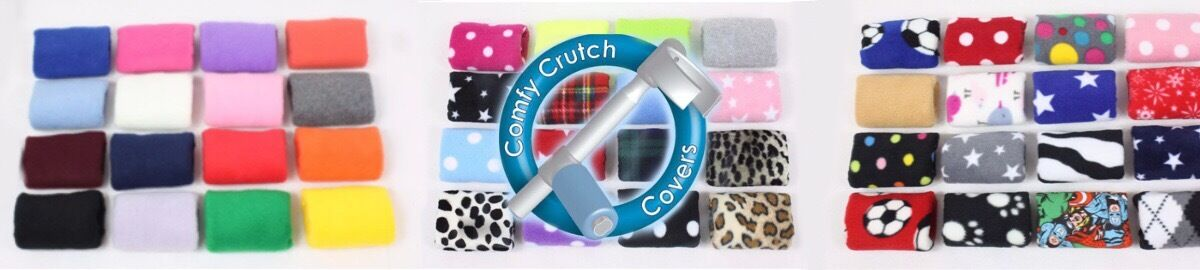 Comfy Crutch Covers