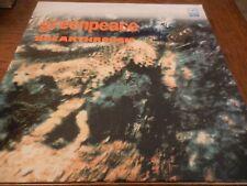 Greenpeace Breakthrough LP Rissian Edition Double LP