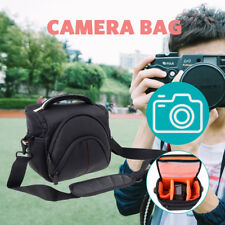 AU New Camera Carry Bag SLR DSLR Case For Nikon Canon EOS Sony Olympus 25CM Bag