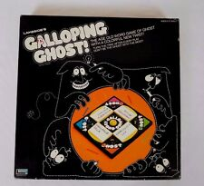 VTG Lakeside's Galloping Ghost Word Game 1974 Family Board Game - Complete