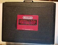 Rare Blockbuster Rental Case Virtual Boy FAST Free Shipping carrying case oem