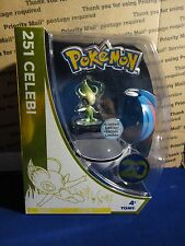 Pokémon 20th Anniversary Celebi #251 Clip n Carry Poké Ball Toys R Us Exclusive