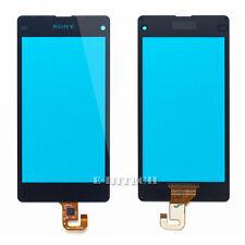 Sony Xperia Z1 Mini Compacto Negro Digitalizador Táctil Pantalla Lente De Cristal D5503 3G