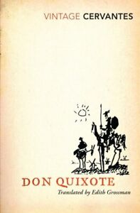 Don Quixote by De Cervantes, Miguel Paperback Book The Cheap Fast Free Post