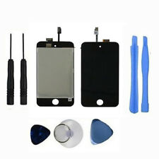 Replacement LCD Display Touch Screen Digitizer Assembly for iPod Touch 4 Black