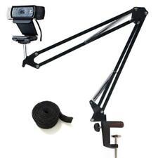 Etubby Desktop Webcam Stand Adjustable Suspension Boom Scissor Arm Camera Desk C