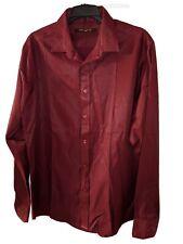 Men's Louis Vuitton Monogram Button-front Shirt Size 42