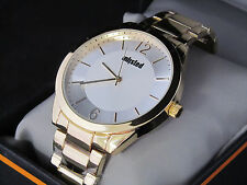 Unlisted Kenneth Cole Men's Analog Stainless Steel Band Watch UL 0476