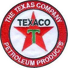 Texaco iron on/sew on cloth patch (ff)