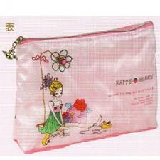 Gokinjo Monogatari Pen Pouch with happy Berry Charm ribbon 60anniversary limited