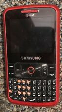 Samsung Magnet SGH-A257 Orange (AT&T) Cellular Phone Fast Ship Very Good Used