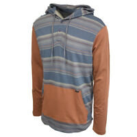 O'Neill Men's Aztec Print Light Weight L/S Pull Over Hoodie
