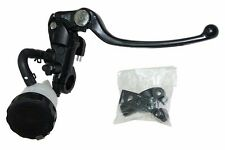 NISSIN STOCK REPLACEMENT MASTER CYLINDER ASSEMBLY 19mm PISTON DIAMETER BLK