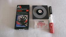 AudioMagnetics VHS Video-Rinigungssystem/ Kasette Recorder Band/CD Reinigung
