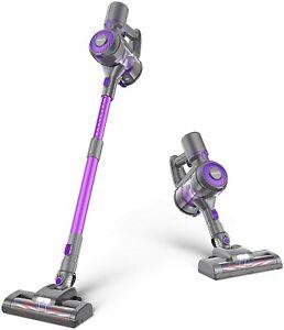 GeeMo E4 Cordless Vacuum Cleaner, 20 Kpa Powerful Suction 4 in 1 Stick Vacuum US