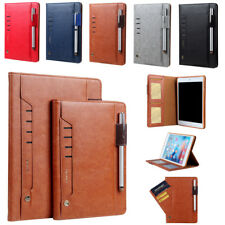 Leather Smart Stand Case Cover for iPad 9.7 2017 Mini 1 2 3 4 Pro 10.5