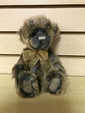 Charlie Bears Exclusive Plush Bear Caramel