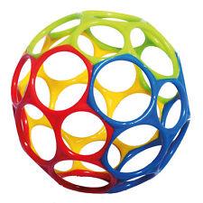 NEU /& OVP HCM Oball Rattle 10 cm Rasseln Ball Toy Kleinkinder Baby Türkis