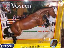 Breyer Collectable Model Horses Voyeur Champion Show Jumper