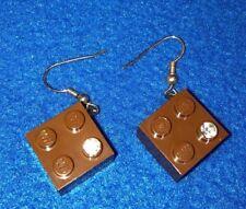 Lego Earrings for Pierced Ears