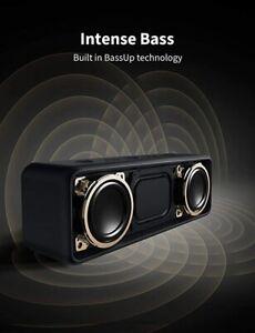 Anker SoundCore 2 Bluetooth Lautsprecher | Dual-Treiber und Bass | Wasserschutz
