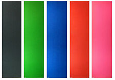 """Skateboard Colored Grip Tape 9"""" x 33"""" Multiple Colors to Choose"""