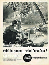 PUBLICITE ADVERTISING 0314   1961   PEPSI-COLA  soda