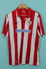 VINTAGE NIKE ATHLETIC BILBAO FOOTBALL SHIRT CAMISETA JERSEY HOME 2013/2014 L