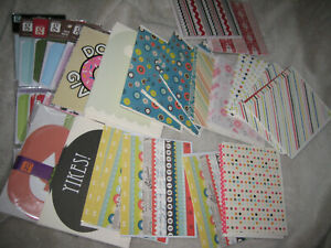 Assorted Note Cards W/ Envelopes ~ Lot of 100 New