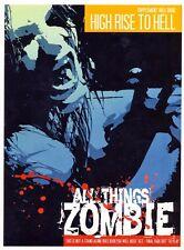 Alto aumento al Infierno-todas las cosas Zombie Suplemento - 2 hora Wargames -