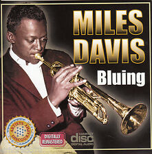 MILES DAVIS Bluing CD - Jazz - New
