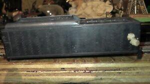 ho plastic coal tender junk parts repair body only