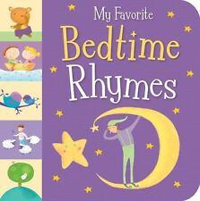My Favorite Bedtime Rhymes (2015, Board Book)