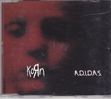 Korn-Adidas cd maxi single