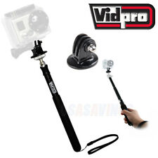 GoPro Mount adapter and Extendable Handheld Monopod for GoPro Be a HERO