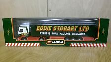 Corgi 59566 diecast Eddie Stobart Ltd Renault Premium Box Trailer DeLuxe