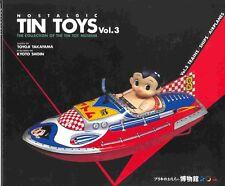 """Gspkw """"nostalgic Tin toys vol.3 Train-Ships-Airplanes"""" +++ nuevo/new/Neuf!!"""