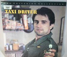 Laserdisc {g} * Taxi Driver * Robert De Niro Jodie Foster Cybill Shepherd Crite
