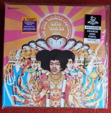 """JIMI HENDRIX EXPERIENCE """"Axis: Bold As Love"""" 200 Gram Orange Limited Edition LP"""
