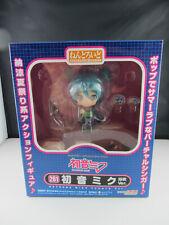 Hatsune Miku Nendoroid 261 Blue Yukata Kimono Ver. Manga PVC Figur