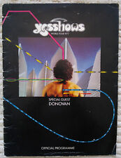 Yes - Official Yesshows World Tour Programme 1977