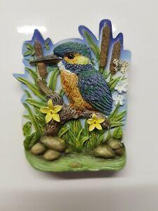 Kingfisher Fridge Magnet by Leonardo