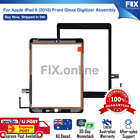 Complete Front Glass Display Touch Screen Digitizer Replacement for iPad 6 2018