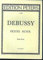 Debussy : Petite Suite - Klavier zu 4 Händen