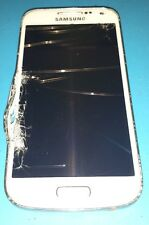 Samsung Galaxy S4 Mini SCH- R890 US Cellular Cracked Glass Bad LCD Powers ON